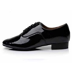Roymall Men's Latin Dance Shoes, Patent Leather,Model 703 -- Details can be found by clicking on the image.