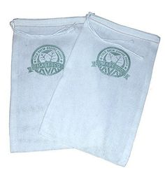 Two 1/2 Gallon Cold Brew Coffee Filter Pouches (2-pack) and 3 Free Cooking with Cold Brew Coffee eBooks
