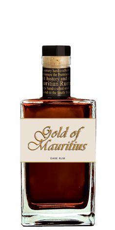 Gold of Mauritius Dark Rum at Flaviar