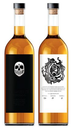 "La Muerte Reposado Tequila  www.LiquorList.com ""The Marketplace for Adults with Taste!"" @LiquorListcom #LiquorList"