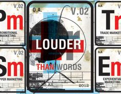 "Check out new work on my @Behance portfolio: ""Louder than Words 02 / OgilvyAction"" http://on.be.net/10FvsFf"