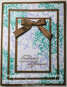 triple time stamping technique - really simple video instructions on this blog.