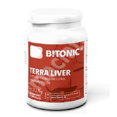 Hepatoprotector cu anghinare, colina si turmeric Terra Liver Bitonic, 60 capsule, Lifecare [9120068540087] - medicamente recomandate pentru Protectoare hepatice Metabolism, Food, Pharmacy, Essen, Meals, Yemek, Eten