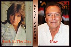 David Cassidy - Loved the Partridge Family