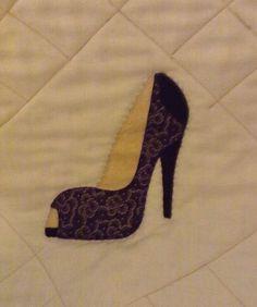 Detalle zapato tacón