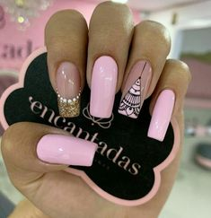 Manicure, Cute Acrylic Nails, Stiletto Nails, Nail Inspo, Nail Arts, Love Nails, Wedding Nails, Beauty Nails, Nail Designs