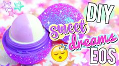 DIY Sweet Dream Lip Balm