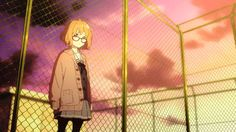 anime gifs and love