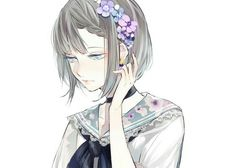 Картинка с тегом «anime, cute, and anime girl»