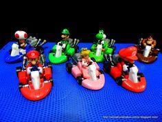 Mario toys