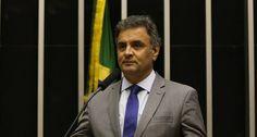 Aécio diz que não cabe a ministros do governo explicarem doações ao PT - Jornal O Globo - Linkis.com