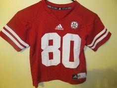 e9ea22644 Nebraska Cornhuskers football jersey , Adidas Toddler 5T / 6T | Sports Mem,  Cards & Fan Shop, Fan Apparel & Souvenirs, College-NCAA | eBay!