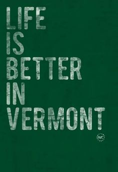 Yes it is! Independent Vermont Clothing company. http://independent-vermont-clothing.myshopify.com/