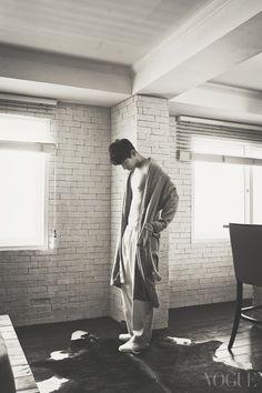 Morning Men, Vogue Korea January Yoon Jin-wook, Kim Won-joong, Park Hyung-sub, Kim Tae-hwan Asian Celebrities, Asian Actors, Kim Won Joong, My Amazing Boyfriend, Drama, Cute Asian Guys, Stylish Mens Outfits, Vogue Korea, Vogue Magazine