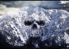 Ice Skull Mountain