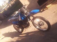 My project Suzuki dr 125 1996r  100%  restoration