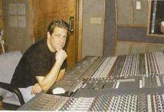 """Glenn Frey the """"Lone Arranger"""" in the studio"""