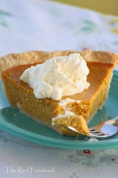This was the best pumpkin pie I've ever made - and I've made lots of pumpkin pies in my life!   I think my favorite time ...