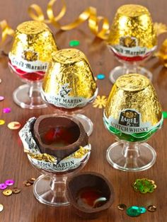Liqueur Filled Chocolates | French Chocolates
