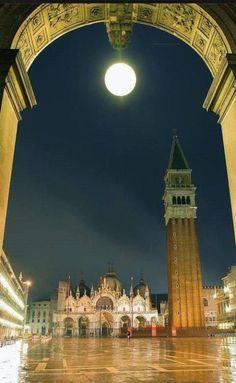 cherjournaldesilmara: St. Mark's Square, Venice - Italy