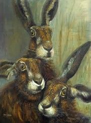 Image result for hare art