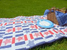 Make it yourself: the Perfect Picnic Quilt