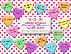 Best And Worst Candy Heart Sayings Of All Time Valentine Please