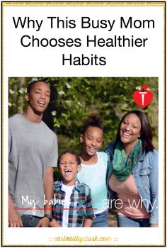 Learn some simple ways to keep your heart and brain healthy http://carinkilbyclark.com/busy-mom-healthier-habits/ via @carinkilbyclark #FamilyIsWhy #LifeIsWhy #ad