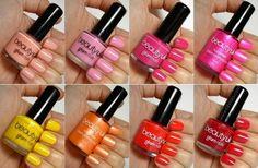 uñas pintadas con esmaltes de uñas Beauty Uk