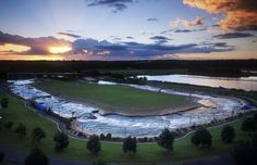 About the Venue | Penrith Whitewater Stadium