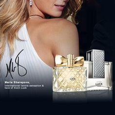 Create your own luck! Join the exclusive Avon Luck for Him waiting list!Avon Luck for Him is a confident and sophisticated fragrance that captivates for hours. Notes of aromatic fresh Mandarin and cool spices blend effortlessly with intoxicating woods for a uniquely modern scent that exudes cool and confidence. http://jgoertzen.avonrepresentative.com/