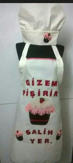 #mutfakonlugu #apron #cupcake