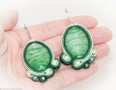 Soutache earrings. Soutache Earrings, Drop Earrings, Jewelry, Fashion, Moda, Jewlery, Jewerly, Fashion Styles, Schmuck