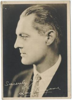 Lionel Barrymore (April 28, 1878 – November 15, 1954) was an American actor of stage, screen and radio as well as a film director.[1] He won an Academy Award for Best Actor for his performance in A Free Soul (1931), and remains perhaps best known for the role of the villainous Mister Potter character in Frank Capra's 1946 film It's a Wonderful Life. He was a member of the theatrical Barrymore family.