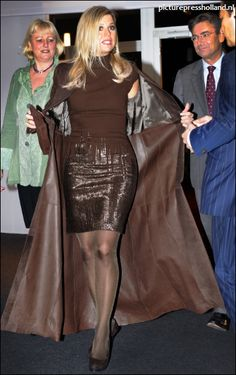 Queen Maxima ... #LoveHerStyle