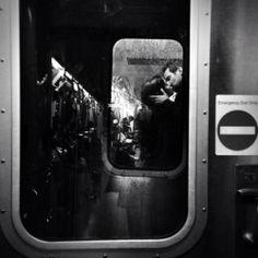 NYC Subway by Clay Benskin