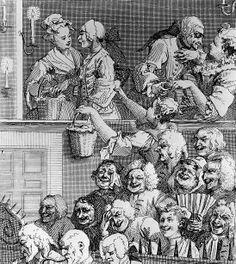 William Hogarth, Le rire du public, eau forte et burin, x 15 cm. William Hogarth, Fine Art Prints, Framed Prints, Canvas Prints, Baroque Art, Classic Image, Arts And Entertainment, Vintage Wall Art, Caricature