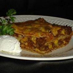 Enchilada Casserole III - Allrecipes.com