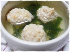 離乳食完了期 鶏豆腐団子スープ by 和の離乳食☆中田馨 [クックパッド] 簡単おいしいみんなのレシピが260万品