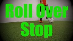 Improve your ball control and soccer skills with this ball mastery drill (Roll Over Stop) according to the Coerver Training Method. Soccer Training Drills, Running Drills, Football Drills, Best Football Players, Soccer Players, College Games, Soccer Games, New Tricks, Weight Training