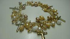 Check out this item in my Etsy shop https://www.etsy.com/es/listing/255096244/beaded-bracelet-swavorski-bracelet-gifts