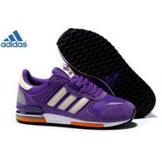 Adidas Vente en ligne Originals ZX 700 Pourpre/Khaki G45983 France-20