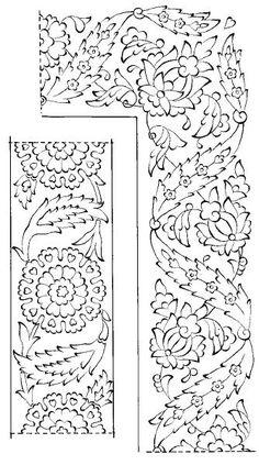 Turkish motif_ #hatai 4