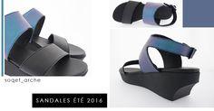 Arche SOQET Sandals //  www.chaussuresarche.com  #arche #chaussuresarche #archeshoes #sandals #blueshoes