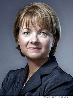 Angela Braly, CEO, WellPoint