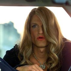 Woody Harrelson in Anger Management (2003) | 29 Male Celebs Who Looked Absolutely Flawless In Drag