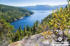 Le fjord du Saguenay