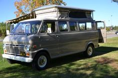old custom ford vans | Even more info in the seller's own words can be found in the BaT ...