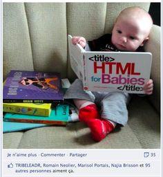 bébé html