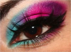Carnivale.........Just played around with some sugarpill an bloody mary shadows